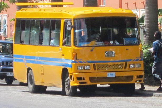 reggae bus